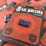 'Purple Tape' Lapel Pin - Lil Bullies   - 3