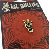 'West Side' Lapel Pin - Lil Bullies   - 12
