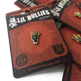 'West Side' Lapel Pin - Lil Bullies   - 7
