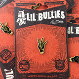 'West Side' Lapel Pin - Lil Bullies   - 16