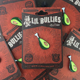 'Avocado Leg' Lapel Pin - Lil Bullies   - 3