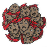 'All Eyez On Me' Patch - Lil Bullies   - 2