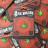 'Antique Leaf' Lapel Pin - Lil Bullies   - 6