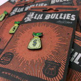 'Money Bag' Lapel Pin - Lil Bullies   - 5