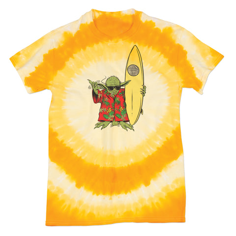'Hang Loose' T-Shirt (Tie-Dye) *420 Exclusive*