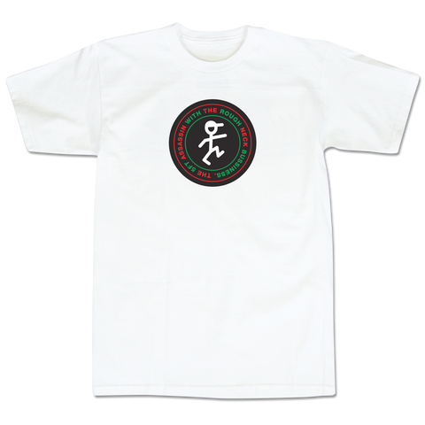 'Five Foot Assassin' T-Shirt (White)