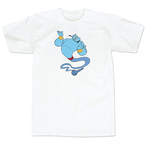 'Blue Dream' T-Shirt (White)