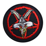 'Bugz Baphomet' Embroidered (Patch)