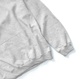 'Never Sleep' Hoodie (Ash Grey)