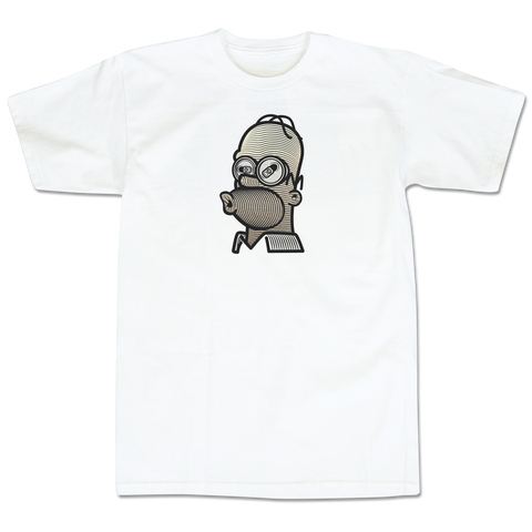 'Beer Goggles' T-Shirt (White)