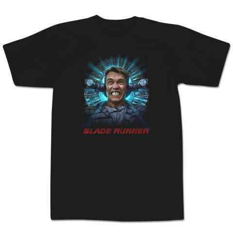 'Blade Runner' T-Shirt (Black)
