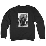'Black Panther Party' Crewneck Sweatshirt (Black)