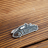 'Car Chase' Lapel (Pin)