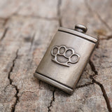 'Knuckles Flask' Lapel (Pin)