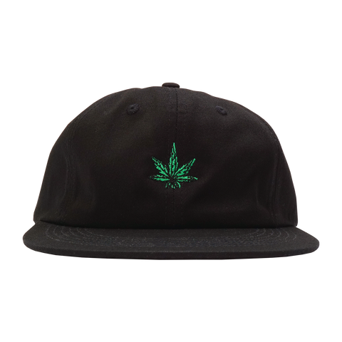 'The Chronic' StrapBack Hat (Black)