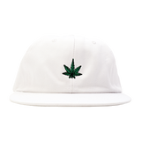 'The Chronic' StrapBack Hat (White)