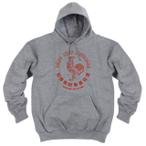 'CockBlocker' Hoodie (Heather Grey)