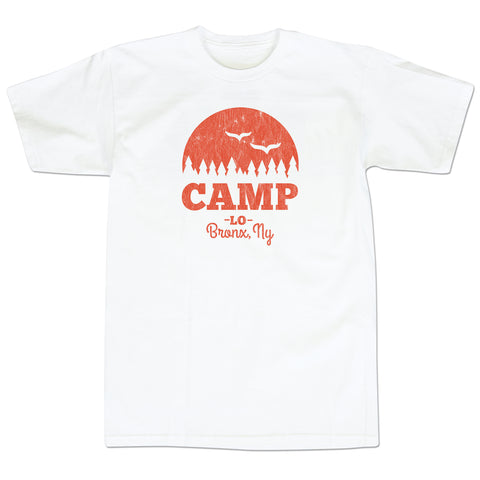'Camp Lo' T-Shirt (White)