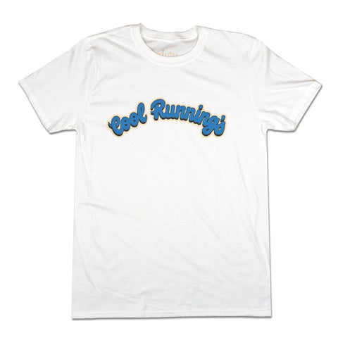 'Cool Runnings' T-Shirt (White)