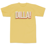 'Dill Withers' T-Shirt (Mustard)