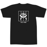 'Free Hamz' T-Shirt (Black)