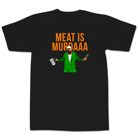 'It's Murdaaaaa' T-Shirt (Black)
