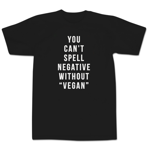 'Negative' T-Shirt (Black)
