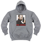 'Die Hard' Hoodie (Heather Grey)