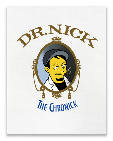 'The Chronick' Poster (8x10)