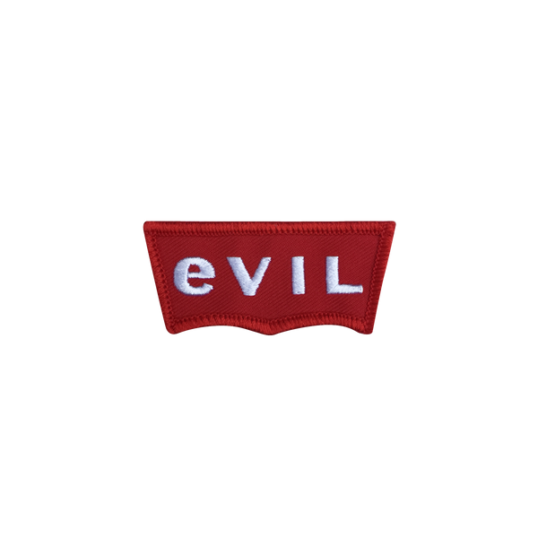 'Evil' Embroidered (Patch)