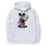 'Mouse Fink' Hoodie (Ash Grey)
