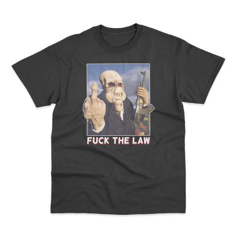 'Lawless' T-Shirt (Black)
