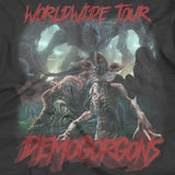 'Demogorgon Concert' T-Shirt (Black)