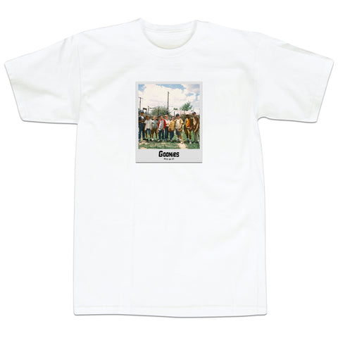'Goonies' T-Shirt (White)