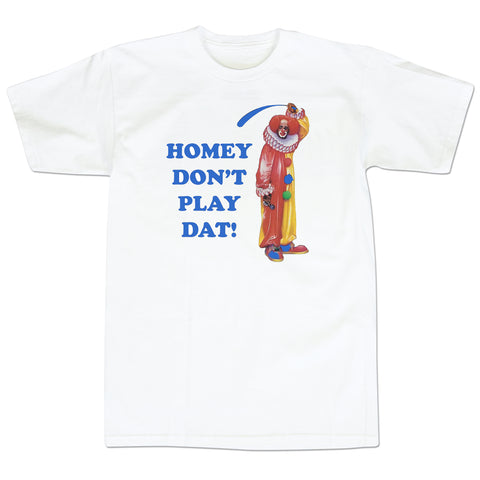 'Homey The Clown' T-Shirt (White)