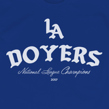 'Doyers' T-Shirt (Blue)