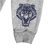 'Dillatroit Tigers' L/S T-Shirt (Heather Grey)