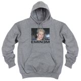 'Em' Hoodie (Heather Grey)