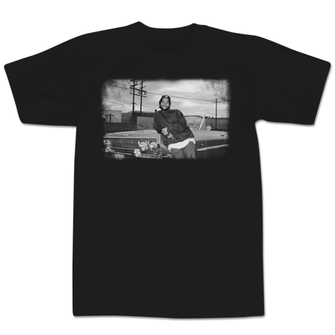 'Doughboy' T-Shirt (Black)