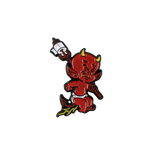 'Hot Shit' Lapel (Pin)