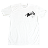 'Hutch' T-Shirt (White)