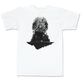 'The Game of Thrones' T-Shirt (White)