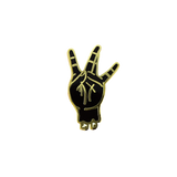 'West Side' Lapel Pin