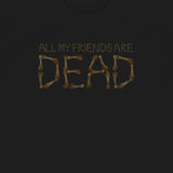'All My Friends' T-Shirt (White)