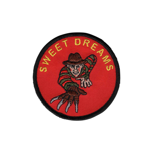 'Sweet Dreams' Embroidered (Patch)