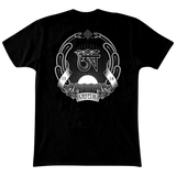 'Coat Of Arms' T-Shirt (Black)