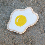 'Egg' Embroidered (Patch)