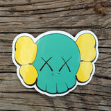 'Bootleg Kaws' Sticker (Pack) *25+pcs
