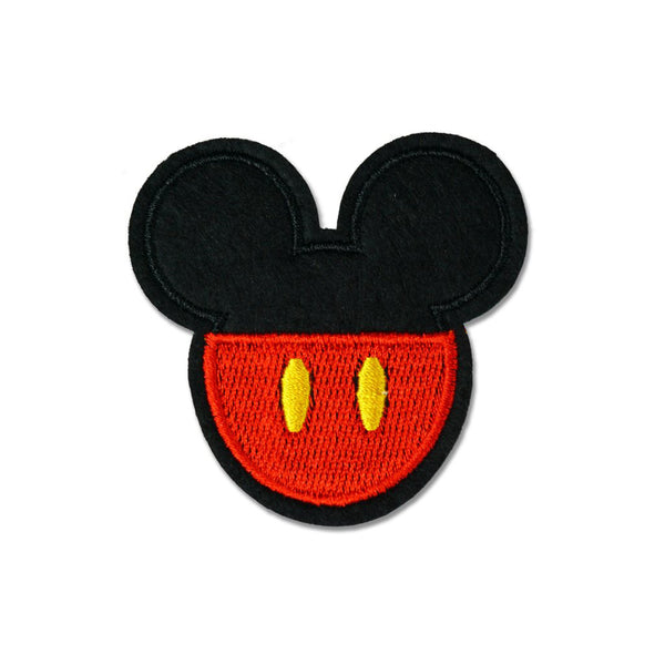 'Mickey' Embroidered (Patch)