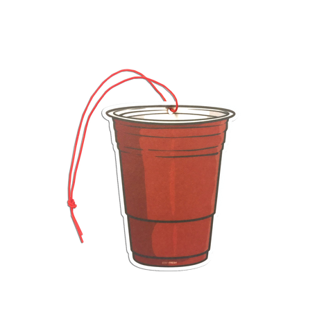 'Red Cup' (Air Freshener)